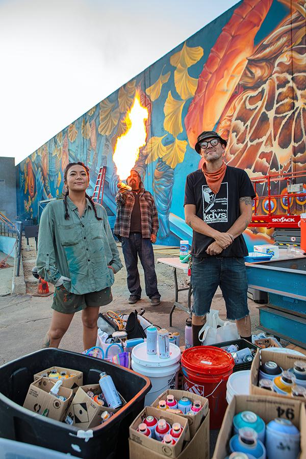 mural magaic