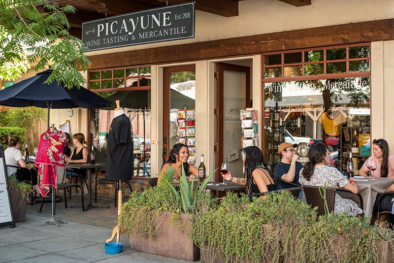 picayune wine tasting