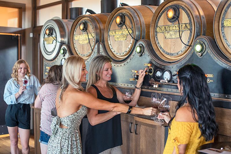 willamette wine experience