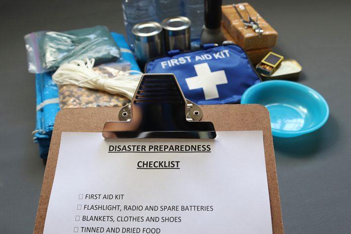 12 step evacuation plan